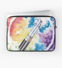 Anakin Light Saber Laptop Sleeve