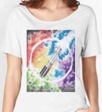 Anakin Light Saber Women's Relaxed Fit T-Shirt