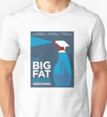 My Big Fat Greek Wedding // Minimalist Art T-Shirt