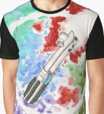Anakin Light Saber Graphic T-Shirt