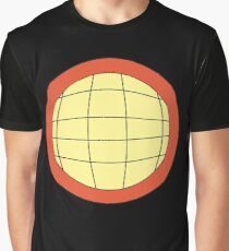 Captain Planet - Planeteer -  fire - Wheeler T-Shirt! Graphic T-Shirt