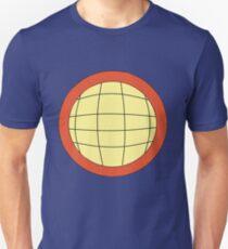 Captain Planet - Planeteer -  fire - Wheeler T-Shirt! T-Shirt