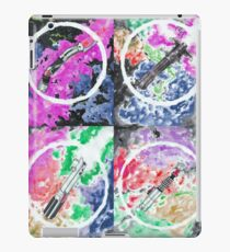 Light saber pattern iPad Case/Skin
