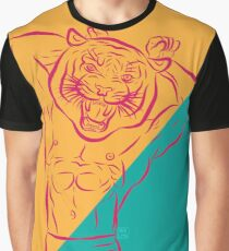 Trained Tiger Graphic T-Shirt
