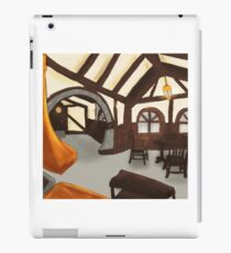 Hobbit Hole iPad Case/Skin