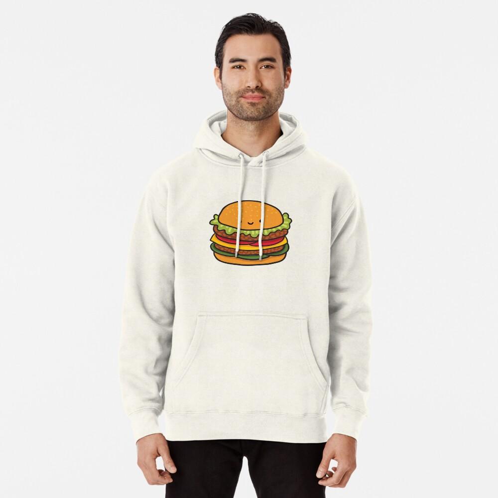 Burger Hoodie