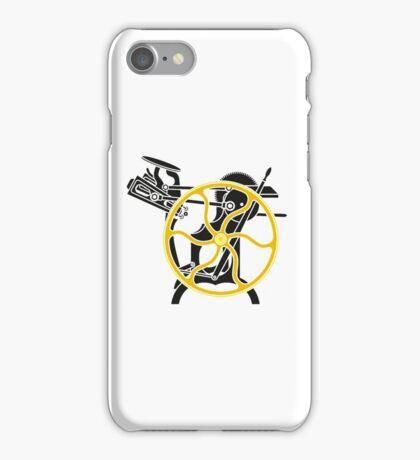letterpress iPhone Case/Skin