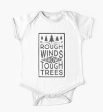 TOUGH TREES One Piece - Short Sleeve