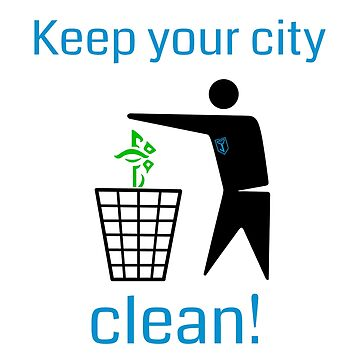 Keep your city clean, resistance! by MrFoxhead