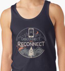 Camiseta de tirantes Reconectar