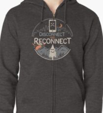 Reconnect Zipped Hoodie