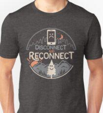 Verbinden Sie sich erneut Unisex T-Shirt