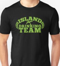 ISLAND holiday DRINKING TEAM T-Shirt