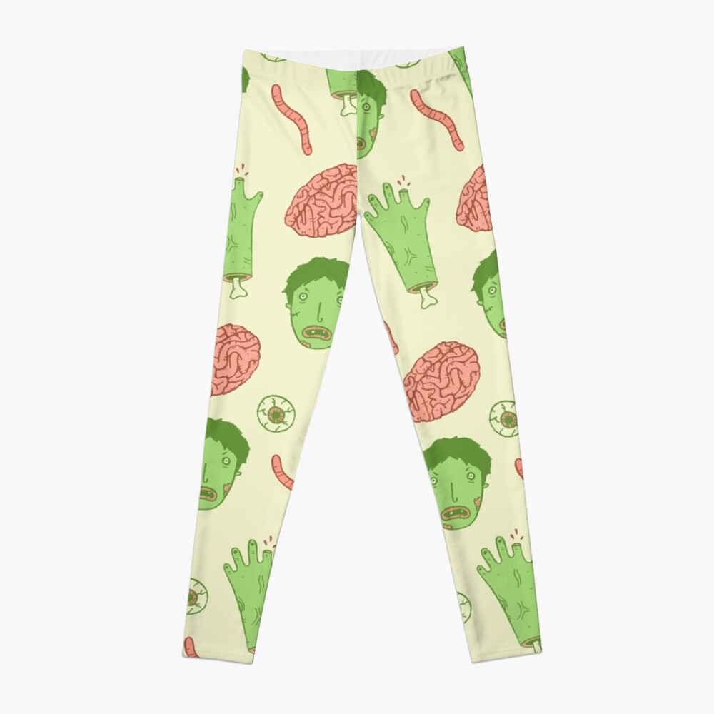 Zombie party Leggings