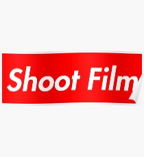 Shoot Film (Supreme Style) Poster
