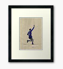 George Best 1968 European Cup Final Framed Print