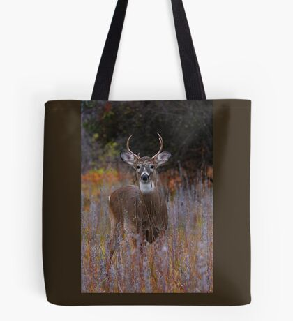 Prince - White-tailed Deer Tote Bag