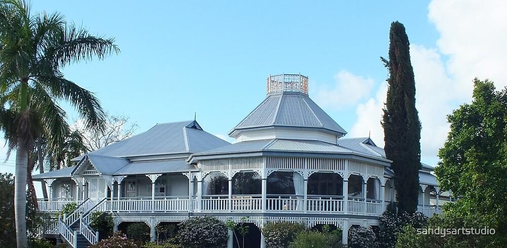 Quot Historic Homestead Maryborough Qld Australia Quot By