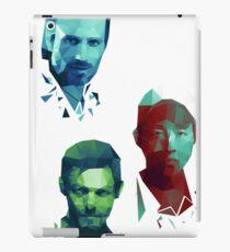 The Walking Dead Rick, Daryl and Glenn iPad Case/Skin