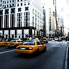 New York 5th Avenue by Lee Whitmarsh