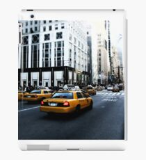 New York 5th Avenue iPad Case/Skin