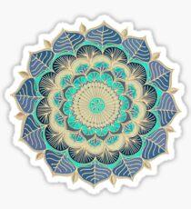 Midnight Bloom Sticker