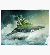 Flying Kingdoms Poster