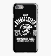 Khabib Nurmagomedov iPhone Case/Skin