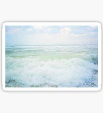 Beach Waves Sticker