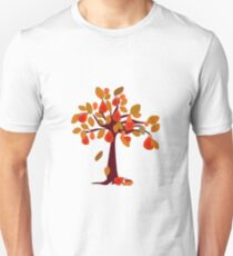 Pear Tree red Unisex T-Shirt