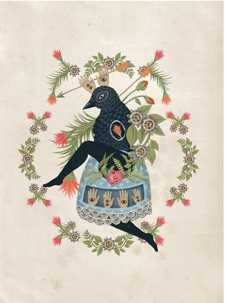 «Danza del pájaro» de aledelatorre