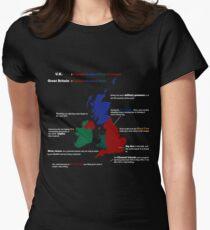 UK infographic T-Shirt