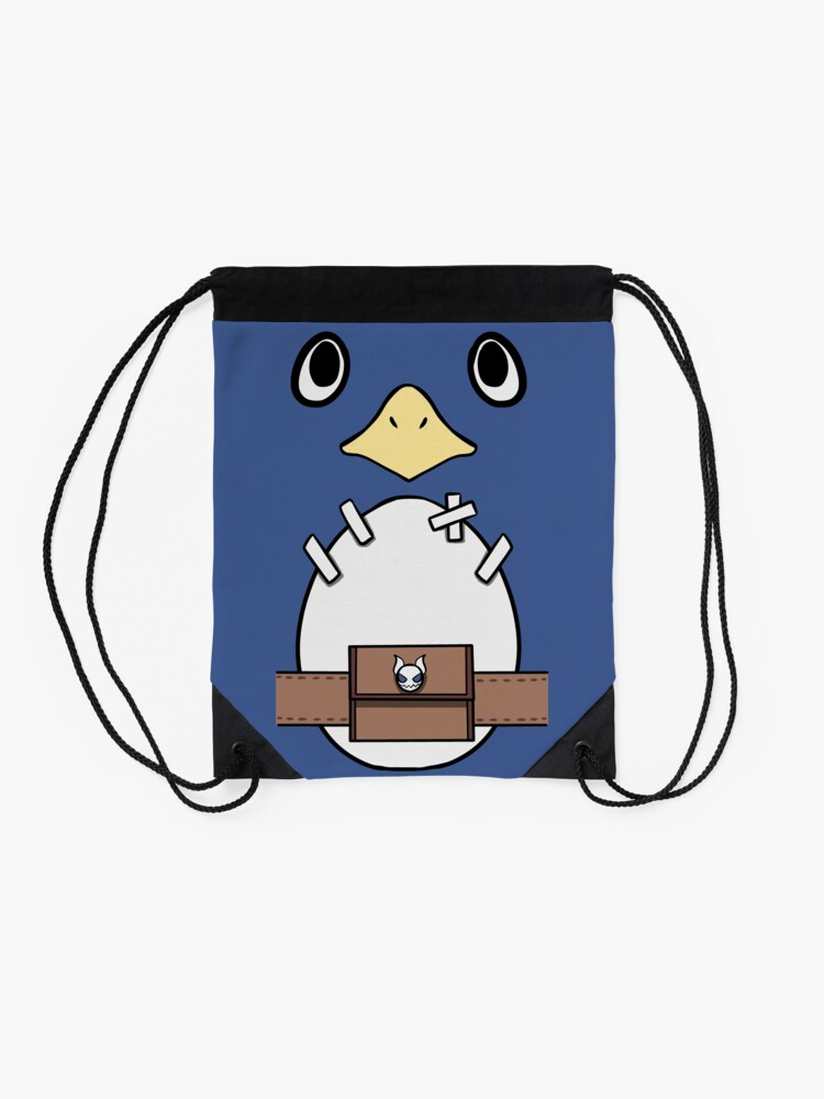 Alternate view of Be a Prinny, Dood! Drawstring Bag
