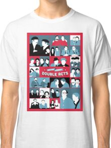 British Comedy Double Acts Classic T-Shirt
