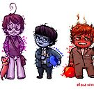 Will Graham Inside Out line up by nowwheresmynut