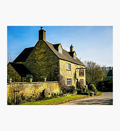 Bakers Arms Photographic Print