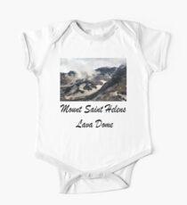 Mount St Helens lava dome closeup One Piece - Short Sleeve