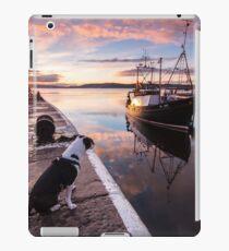 Sunset in Inverness, Scotland iPad Case/Skin