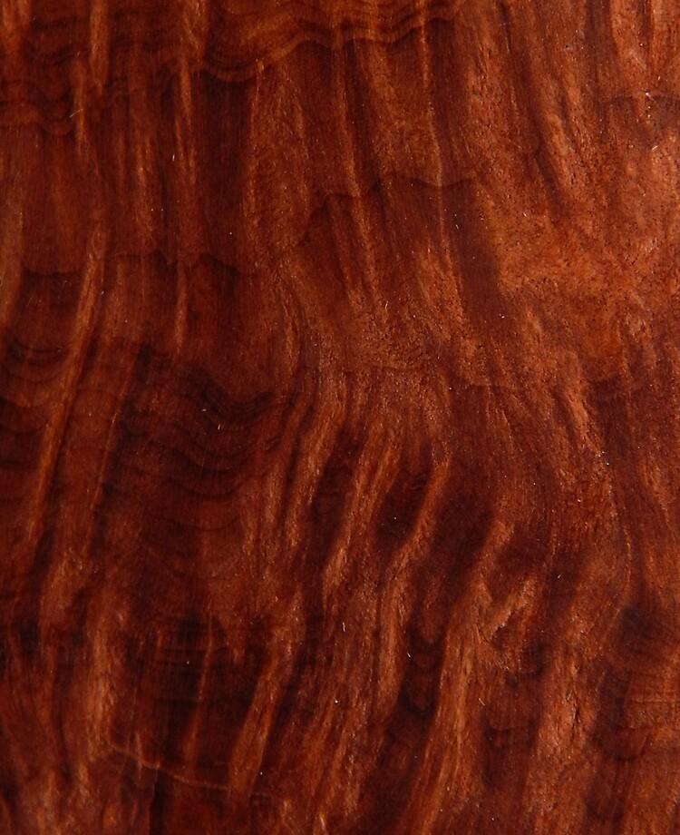 Beautiful Unique Mahogany Red Wood Veneer Design Ipad Case Skin