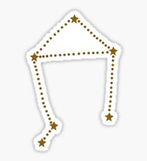 Libra Constellation Sticker