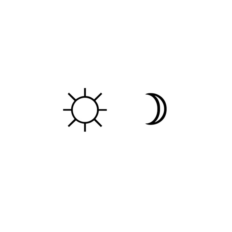 Black And White Sun Emoji Emoji World