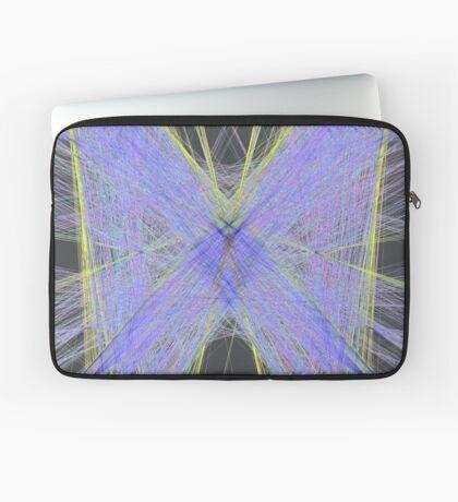 Violet Butterfly Laptop Sleeve