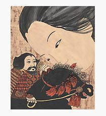 Geisha Ghost Photographic Print
