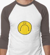 Mr UnHappy Men's Baseball ¾ T-Shirt
