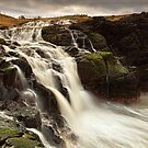 Coastal Waterfall by Derek Smyth