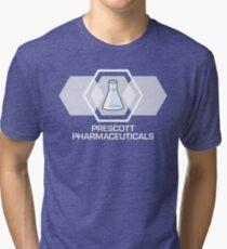 Prescott Pharmaceuticals Tri-blend T-Shirt