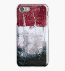 Shadow Flag iPhone Case/Skin
