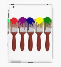 Brush up iPad Case/Skin
