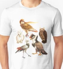 PokéBirds of Prey I Unisex T-Shirt