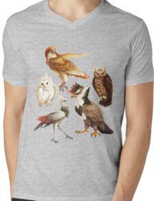 PokéBirds of Prey I Mens V-Neck T-Shirt